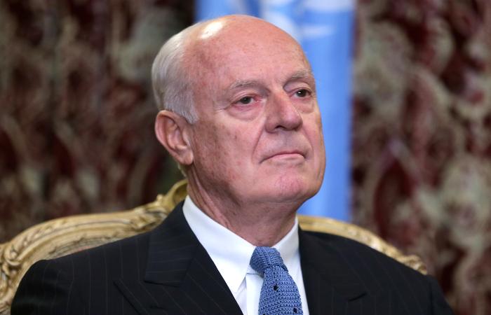Спецпосланник ООН призвал не упустить шанс договориться по Сирии в Вене