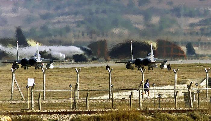СМИ назвали противодействие РФ целью переброски в Турцию американских F-15С