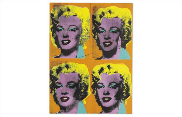 Christie's продал портрет Мэрилин Монро за $36 млн