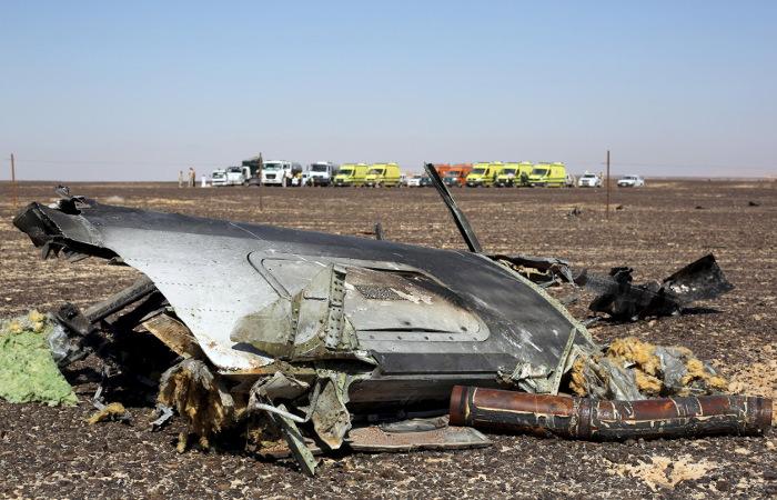 США согласились делиться информацией по авиакатастрофе А321 с РФ и Египтом