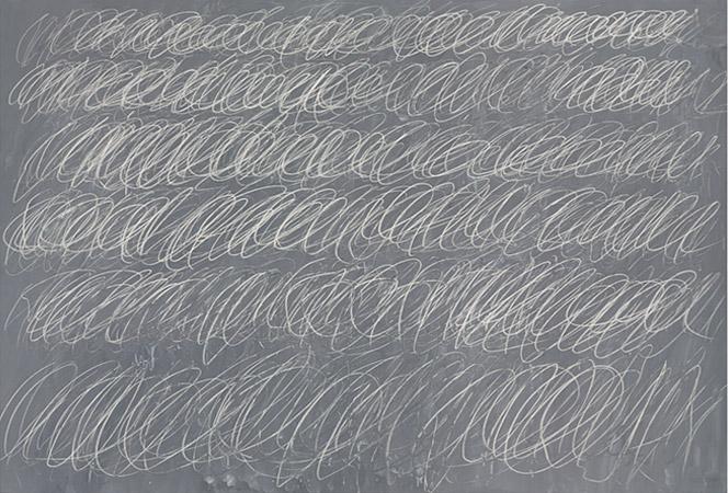Работу в виде изрисованной классной доски продали за $70,5 млн