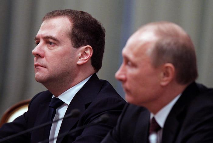 Вместо Путина участие в саммите АТЭС на Филиппинах примет Медведев