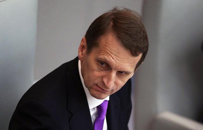 Нарышкин предложил не спешить со взносом в бюджет Совета Европы