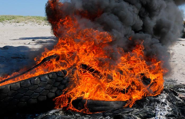 Девять человек погибли в результате теракта в Северном Синае
