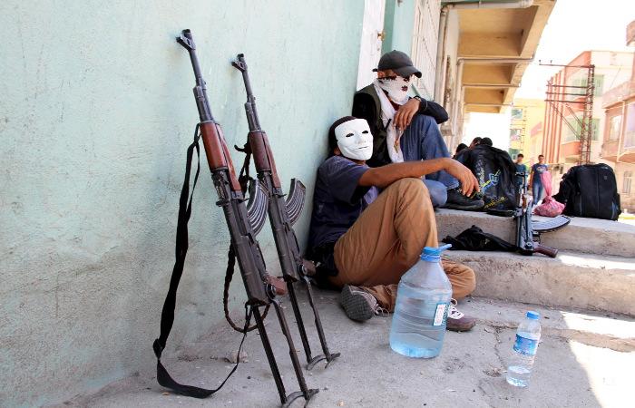 Пентагон рассказал о помощи курдам в Ираке на линии фронта