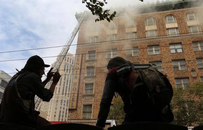 В США предложили ввести полный запрет на курение в муниципальном жилье