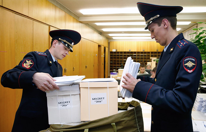Госдума приняла в первом чтении проект бюджета-2016