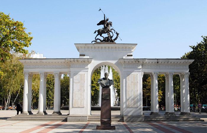 Краснодар признали самым благоустроенным городом России