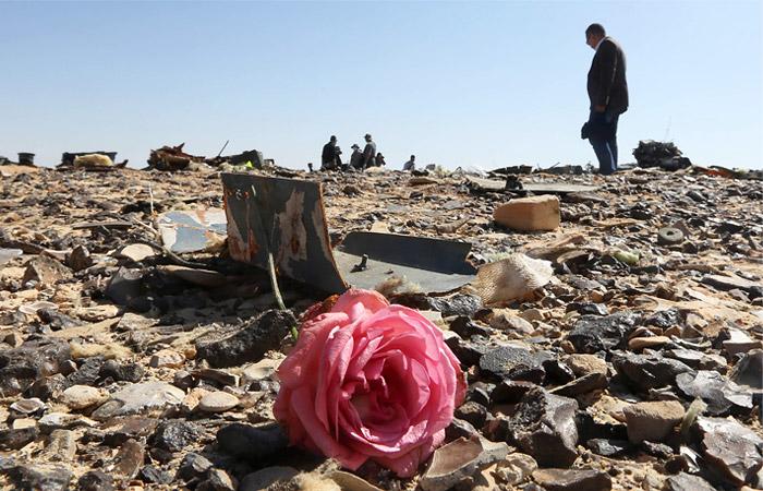 СМИ узнали о таймере на борту разбившегося в Египте А321