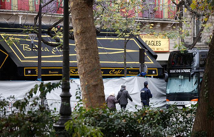 Один из парижских террористов оказался гражданином Франции