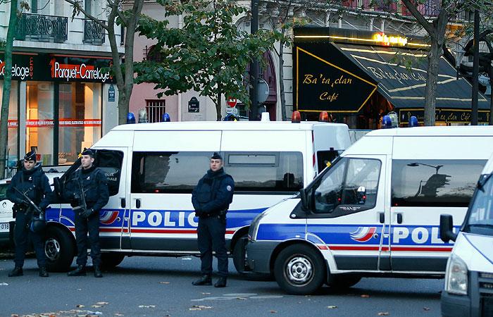 В посольстве РФ в Париже пока нет данных о пострадавших в терактах россиянах