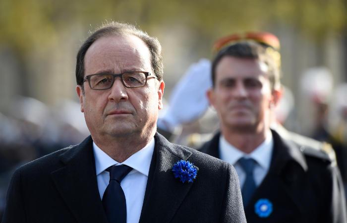 Во Франции введут режим ЧС и закроют границы