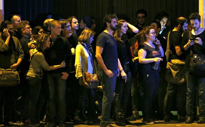 Операция по освобождению заложников в Париже завершилась