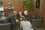 """Путин и Обама поговорили один на один """"на полях"""" саммита G20"""