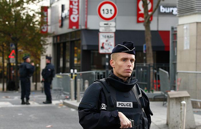Задержаны шесть человек из окружения одного из парижских террористов