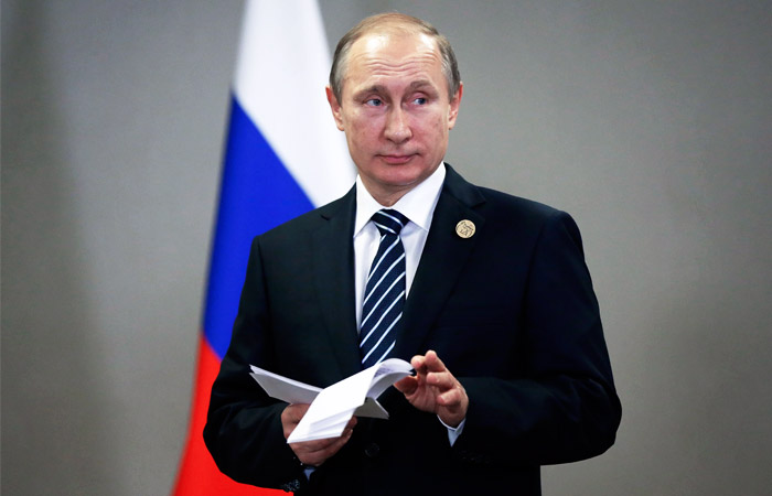 Путин заявил о спаде напряженности в отношениях России с Западом