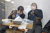 В суде Киева показали запись показаний арестованных россиян о службе в ВС