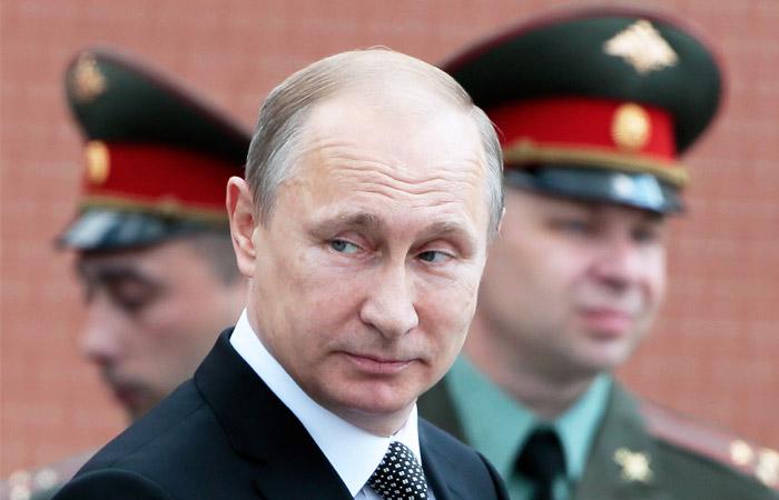 Путин ввел в действие план обороны РФ на 2016-2020 годы