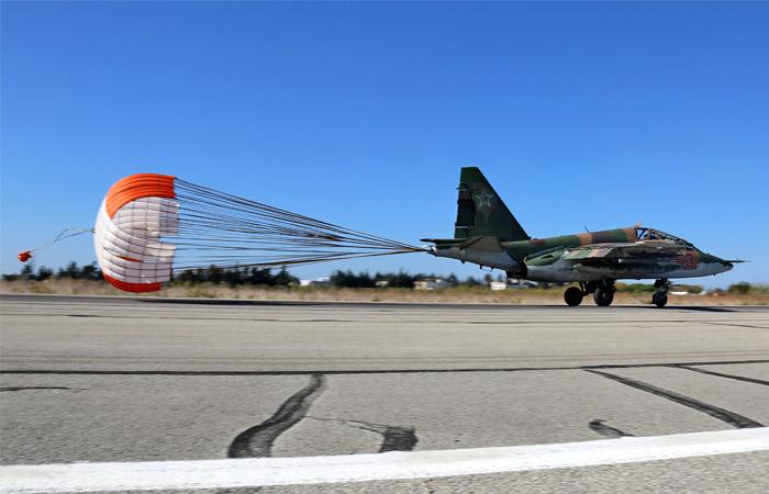 Российская военная авиация вдвое увеличила число вылетов в Сирии