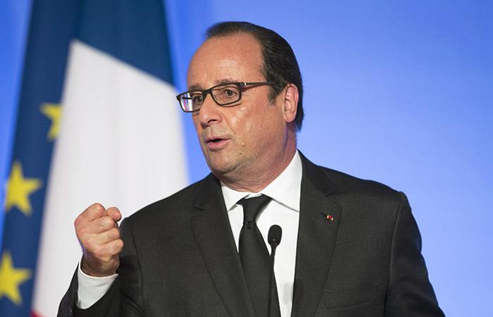 Олланд выступил за коалицию с участием России и США для борьбы с ИГ