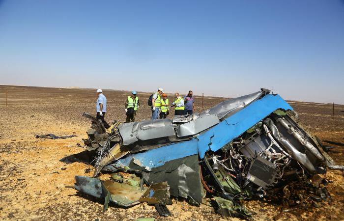 СМИ сообщили о взрыве бомбы в пассажирском салоне на борту А321