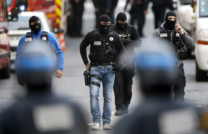 Французская прокуратура подтвердила гибель смертницы в Сен-Дени