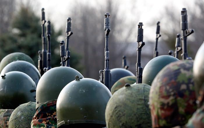 В Нижнеудинск после драки солдат с местными жителями направлен спецназ