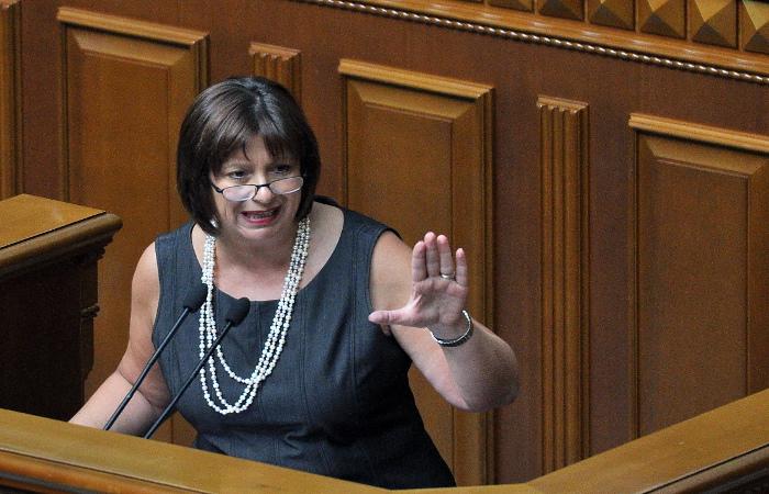 Глава Минфина Украины призвала к полному пересмотру налоговой системы страны