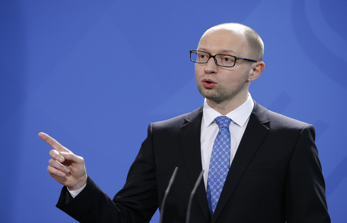 Яценюк поведал, когда Украина откажется от русского газа