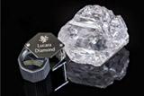 В Ботсване найден второй по величине алмаз в истории