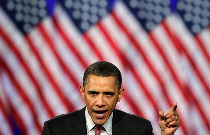 """Обама потребовал от России сделать выбор """"между Асадом и Сирией"""""""