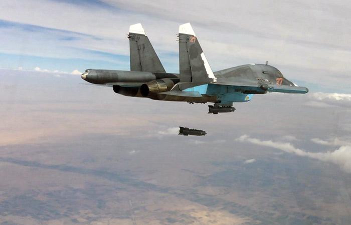 Россия привезла только высокоточное оружие для операции в Сирии