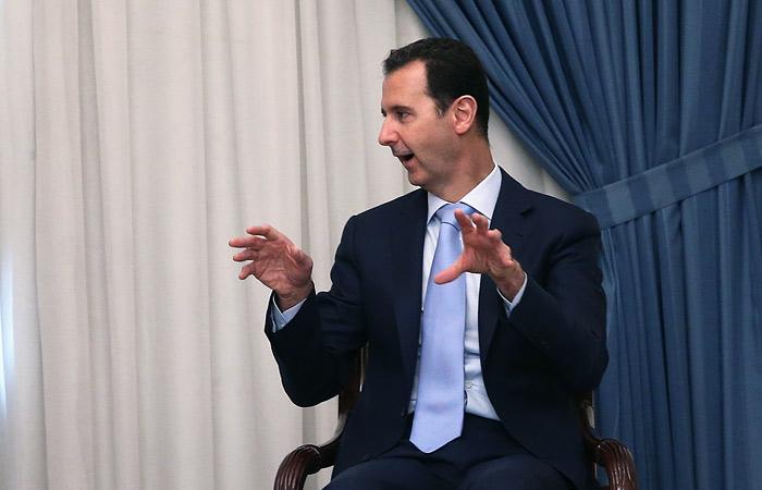 WSJ назвала Асада главным препятствием для создания коалиции против ИГ
