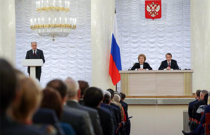 Парламент призвал поставить на границах РФ надежный заслон экстремизму