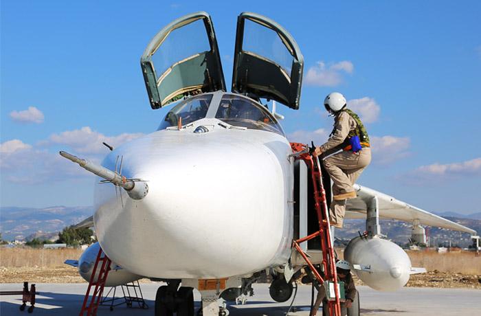 Российская авиагруппировка в Сирии увеличена в два раза