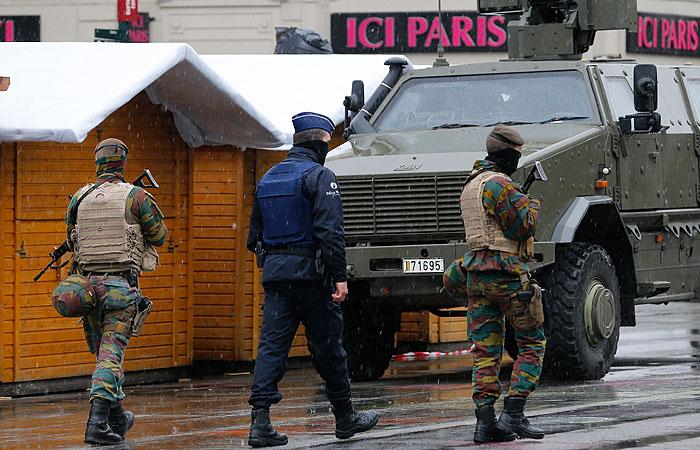 СМИ заявили о приезде предполагаемого террориста в Бельгию в поясе смертника