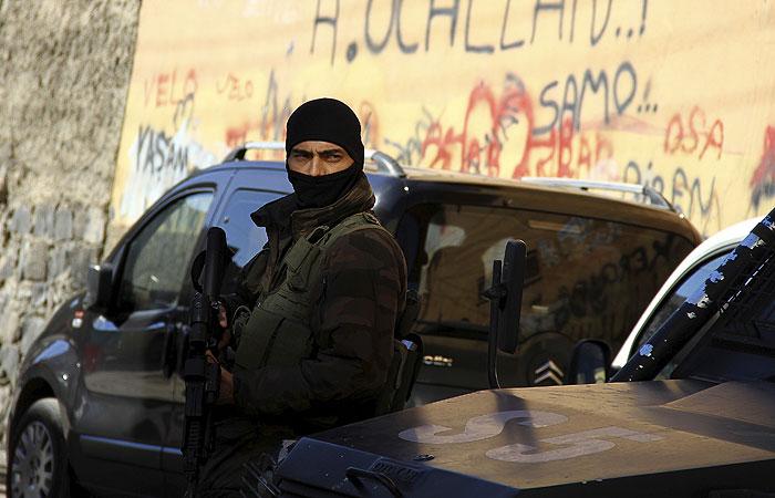 В Анталье задержан подозреваемый в организации терактов в Париже