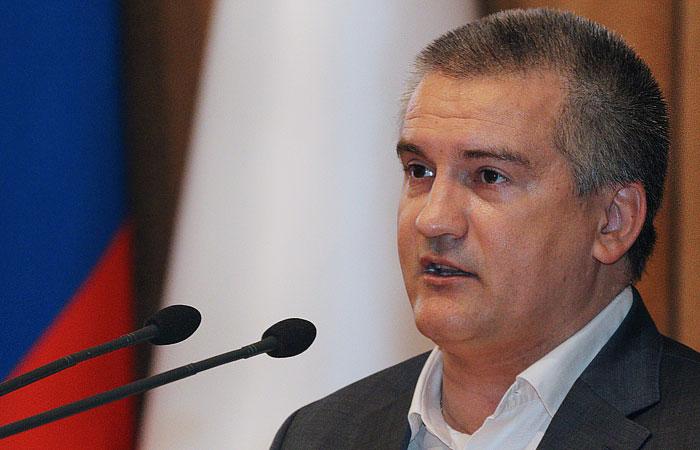 Сергей Аксенов объявил понедельник нерабочим днем в Крыму