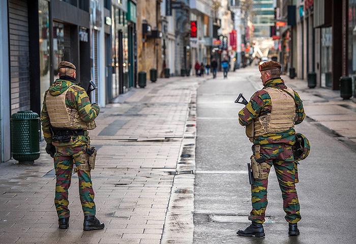 Офис медиагруппы Medialaan близ Брюсселя эвакуирован из-за угрозы теракта