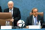 Арбитражная палата ФИФА открыла дело против Блаттера и Платини
