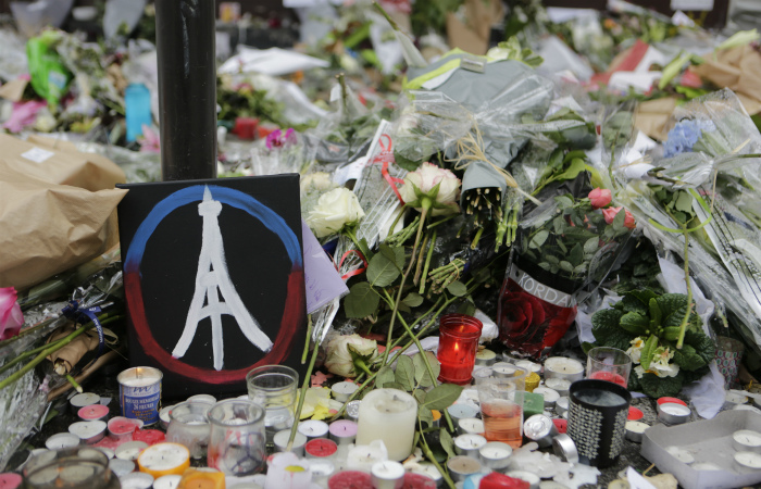 В пригороде Парижа обнаружен пояс со взрывчаткой