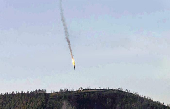 Российский президент подтвердил отсутствие угрозы со стороны сбитого Су-24