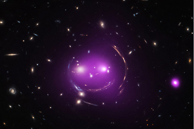 Астрономы опубликовали рентгеновский снимок Чеширского Кота