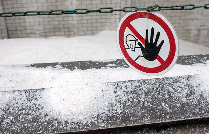 СПЧ выступил за ограничение использования противогололедных реагентов