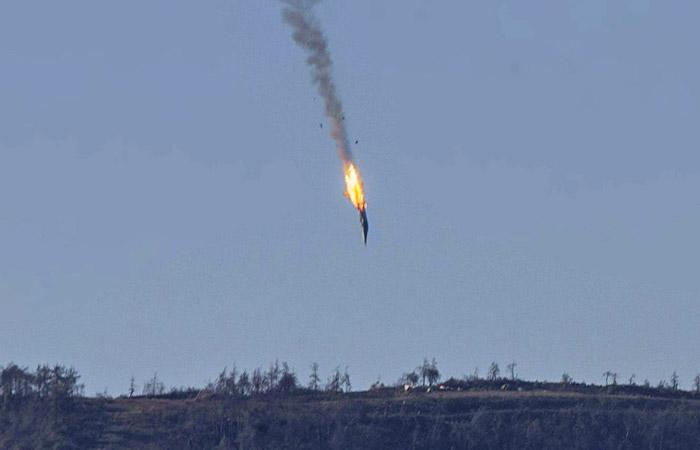 Посол РФ во Франции подтвердил спасение пилота сбитого Турцией Су-24