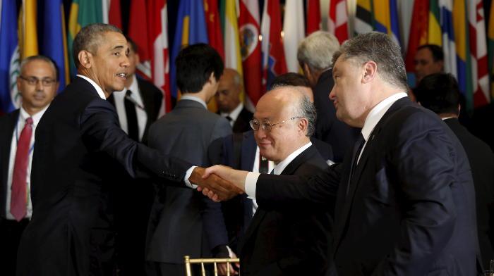Посол Украины назвал размер военной помощи со стороны США