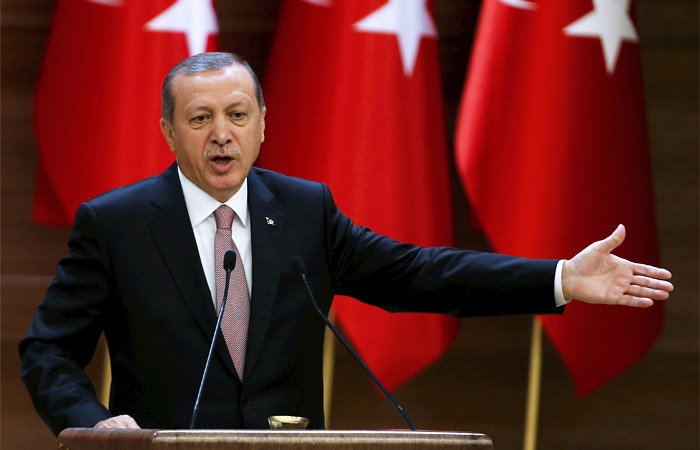 Эрдоган отказался извиняться перед Россией