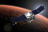 Астрономы объяснили избыток тяжелого углерода в атмосфере Марса
