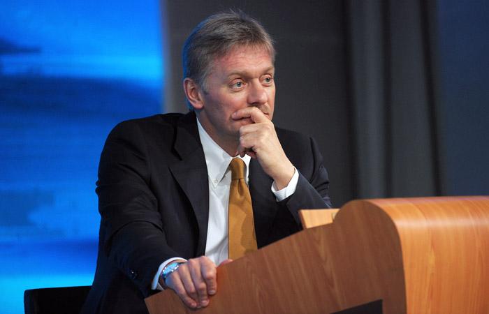 Песков оказался не в курсе планов о санкциях против Турции