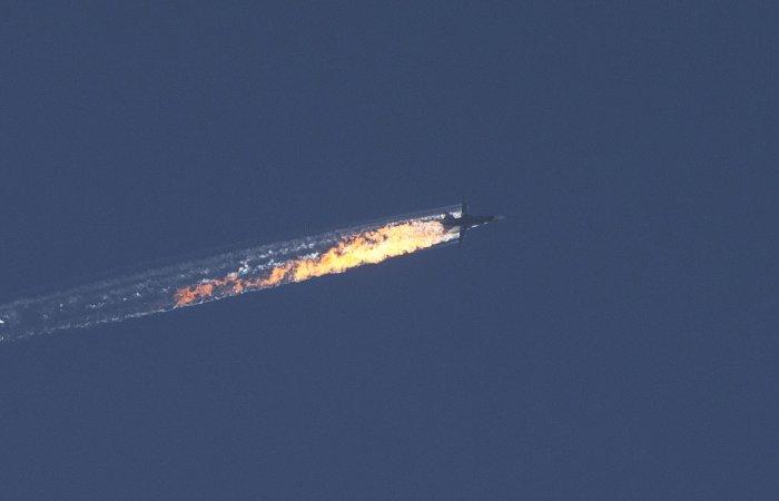 Турция распространила аудиозапись с якобы предупреждениями Су-24